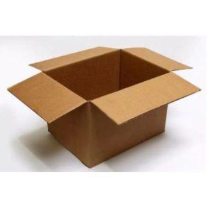 Caja de cartón 80 x 60 x 60 c/asas