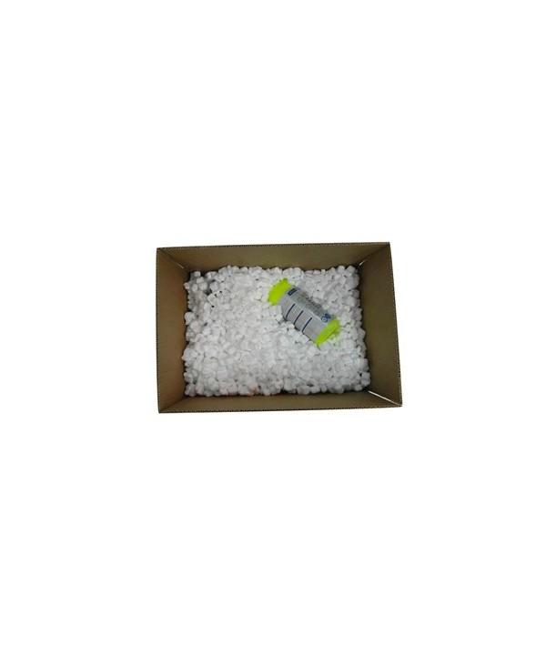 Caja de material de relleno
