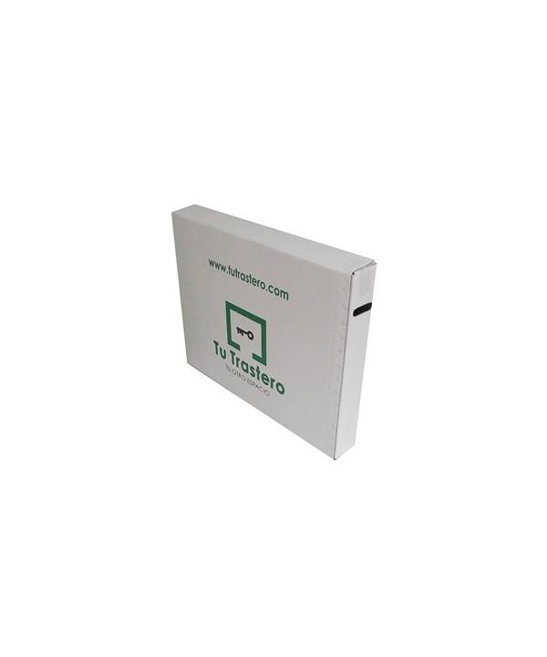 Caja de cartón TV 80 x 60 x 10