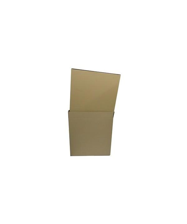 Caja de Cartón Telescópica 40 x 10 x 80/130 s/asas
